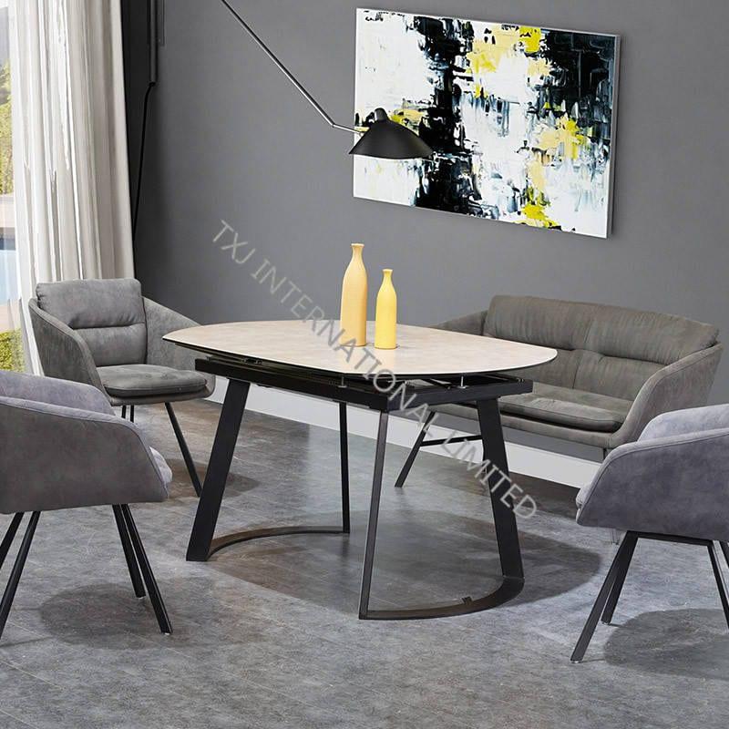 ERICA Ceramic Extension Table Featured Image