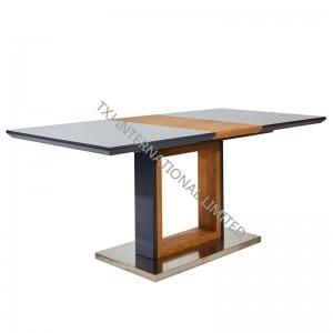 TD-1856 MDF Extension Table, Paper Veneer