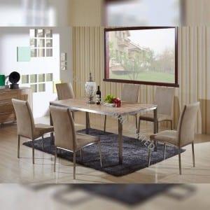 SYDNEY-DT1 Solid Wood Oak Table